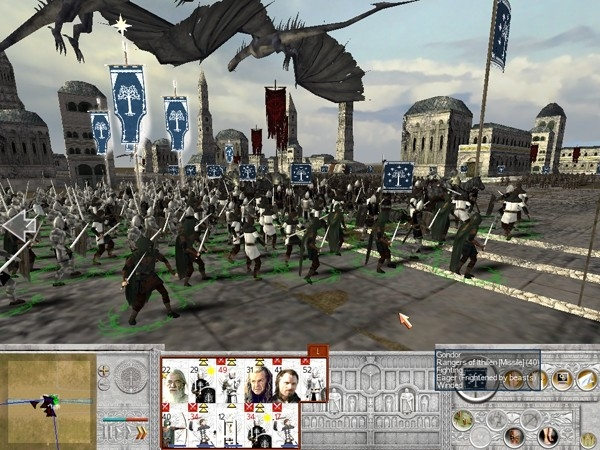 Osgiliath battle