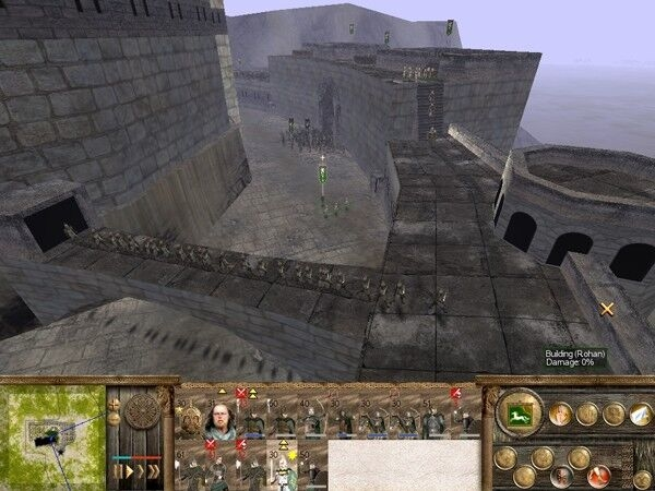 Helms Deep - Details