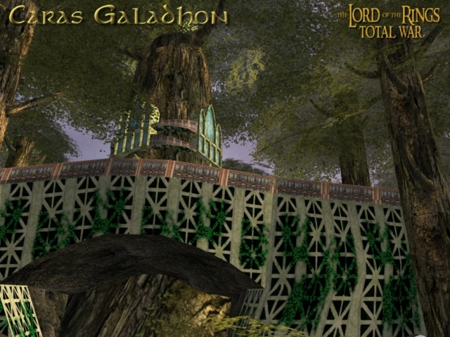 Caras Galadhon