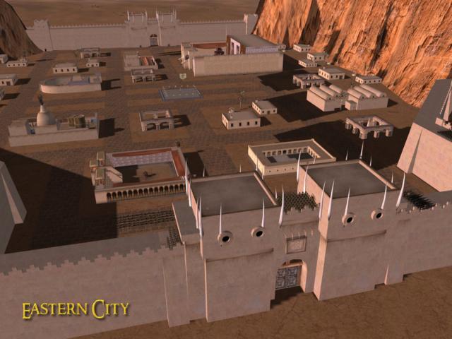 Eastern City