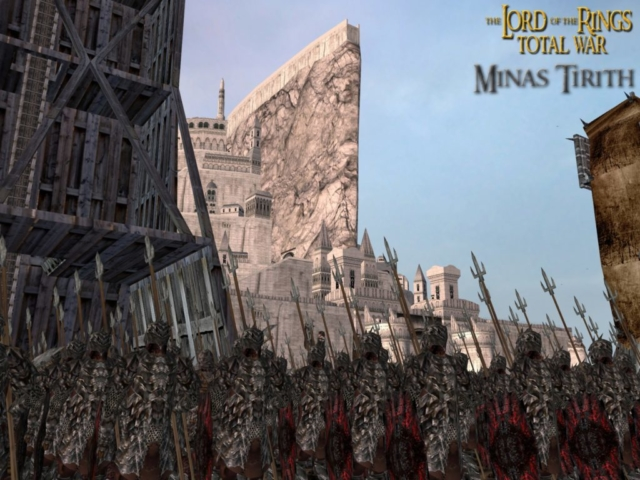 Minas Tirith - Under Siege