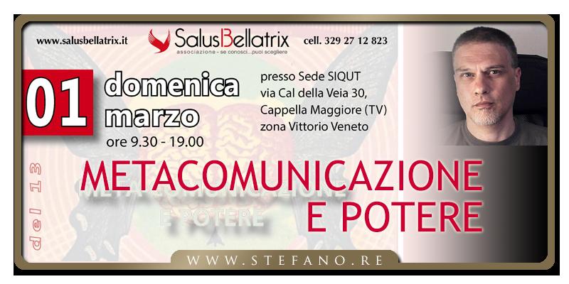 Metacomunicazione e Potere
